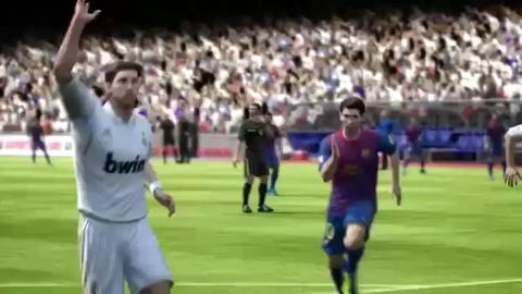 FIFA 13 - Kinect demo trailer