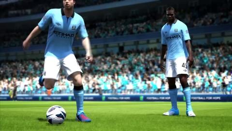 FIFA 13 - Vidéo : Presentation de Manchester City