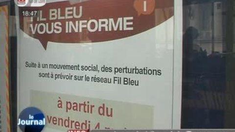 Fil Bleu: la grève s'enlise