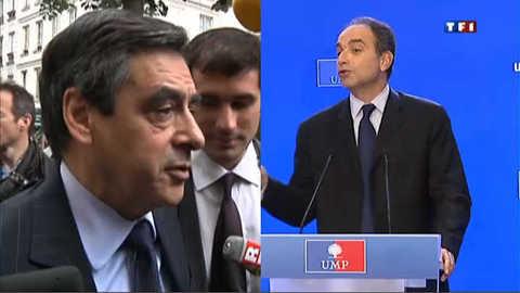 Fillon-Copé : la bataille des chefs reprend à l'UMP