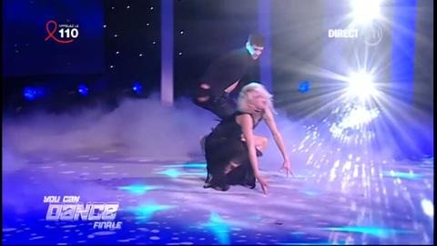 Finale : Maëlle danse avec Hedi sur la BO de Drive