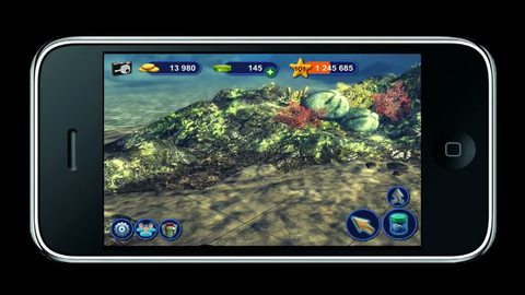 Fish & Reefs - Trailer - PS3 Xbox360 PC iOS Android.mp4