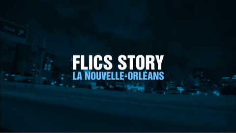 """""""Flics Story"""", plongée dans une unité d'élite de la Nouvelle-Orléans"""