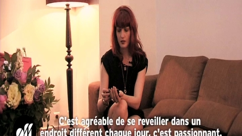 Florence & The Machine - interview