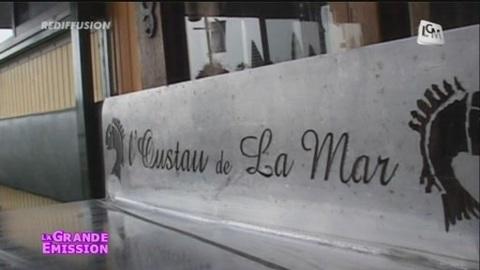Focus: le restaurant l'Oustau de la Mar (Cassis)