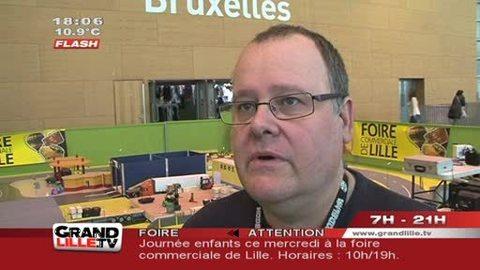 Foire Commerciale de Lille 2012 : Tout à Vendre ou Presque !