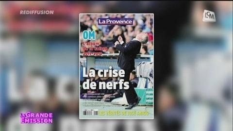 Foot: l'album de la saison 2011/2012 de l'OM