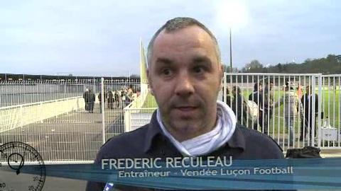 Foot CFA : Fontenay - Luçon (0 à 2)