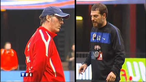 France-Croatie : quand 2 footballeurs devenus entraîneurs se retrouvent