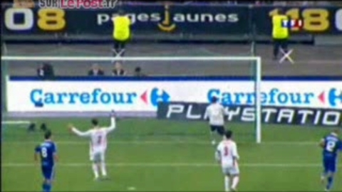 France 1 Tunisie 1 [foot]  Tf1 141008