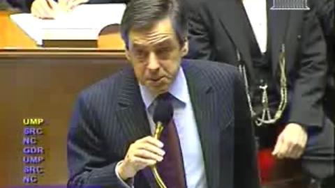 François Fillon répond à Christian Estrosi
