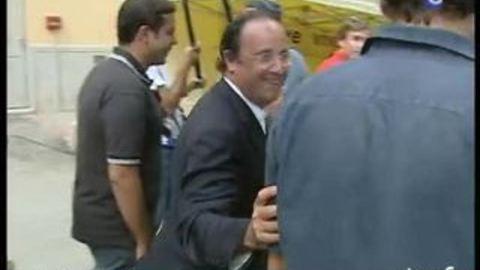 François Hollande critique les cent premiers jours de Nicolas Sarkozy