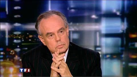 Frederic Mitterrand au 20h : il s'explique