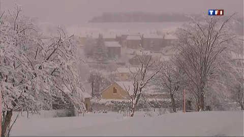 Un froid sibérien sur toute la France