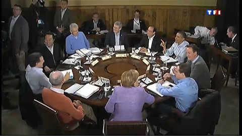 G8 : la croissance, mot clé du sommet