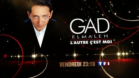 """GAD ELMALEH """"L'AUTRE C'EST MOI"""" - VENDREDI 26 DÉCEMBRE 2008 23:05"""