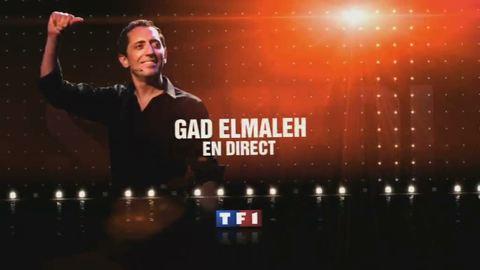 """GAD ELMALEH EN DIRECT - LA DERNIÈRE DE """"PAPA EST EN HAUT"""" - SAMEDI 24 AVRIL 2010 20:45"""