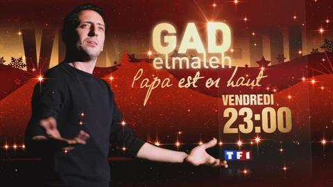 Gad Elmaleh - VENDREDI 30 DÉCEMBRE 2011 23:15