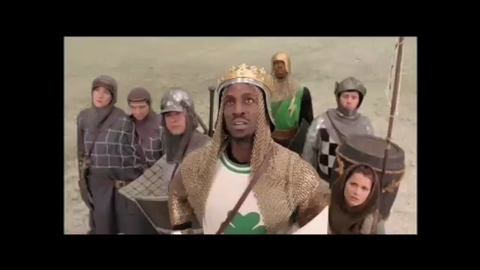 Gatorade et les Monty Pythons