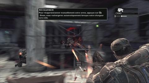Gear Of War 2 - PC - XBOX 360 - Gameplay