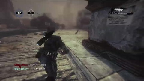 Gears of War 3 :  Forces of Nature DLC gameplay #3