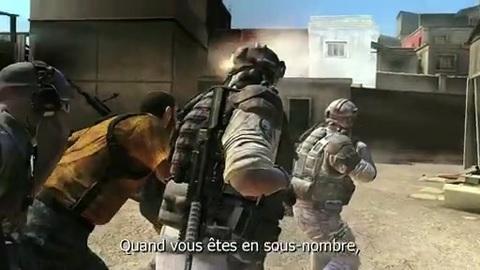 Ghost Recon Future Soldier : un trailer hollywoodien