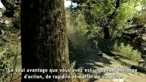 Ghost Recon : Future Soldier - Vidéo : La campagne co-op présenté