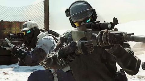 Ghost Recon Future Soldier : PS3 launch trailer