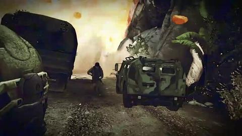 Ghost Recon Future Soldier - Starting Block - PS3 Xbox360 PC