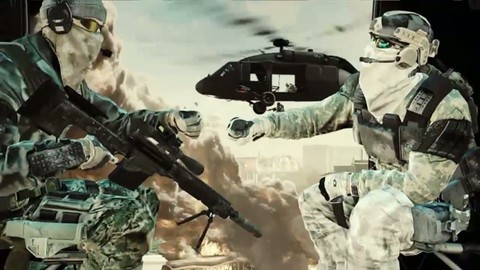 Ghost Recon Future Soldier - Opening - PS3 Xbox360 PC.mp4