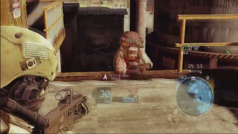 Ghost Recon Future Soldier - Fight Now Trailer - FR - PS3 Xbox360 PC.mp4