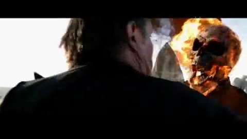Ghost Rider 2 Making-Of