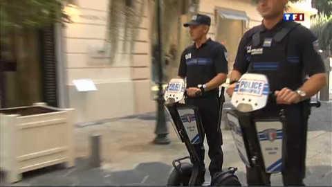 Le giropode, futur véhicule de la police municipale ?