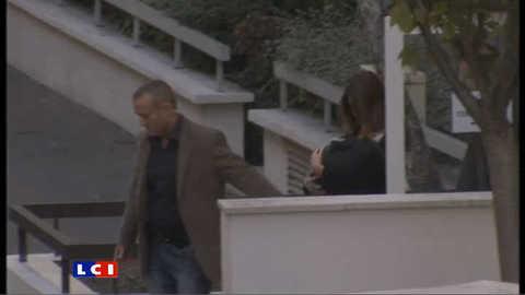 Giulia Sarkozy-Bruni : les premières images de la sortie de la clinique