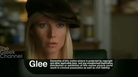 Glee - 2x07 - The Substitute - Bande-Annonce avec Gwyneth Paltrow