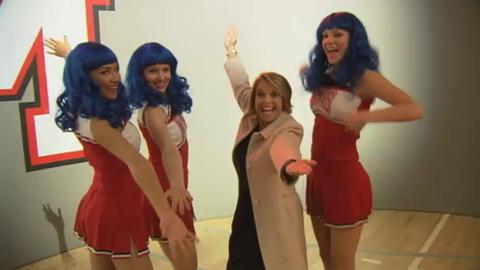 Glee - 2x11 - The Sue Sylvester Shuffle - Nouveau teaser de l'épisode
