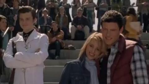 Glee - 2x18 - Born This Way - Extrait de l'épisode