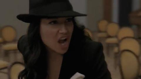 Glee - 3x11 - Michael - Dans les coulisses de 'Smooth Criminal'