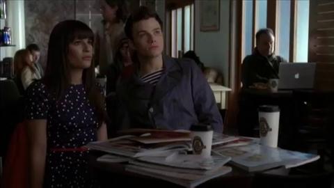 Glee - 3x14 - On My Way - Extrait 1 de l'épisode