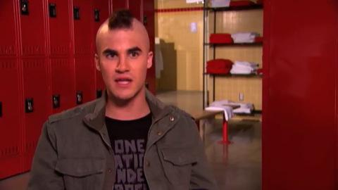 Glee - 3x20 - Props - Sneak Peek de l'épisode