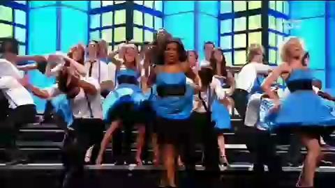 Glee saison 1 sur Orange