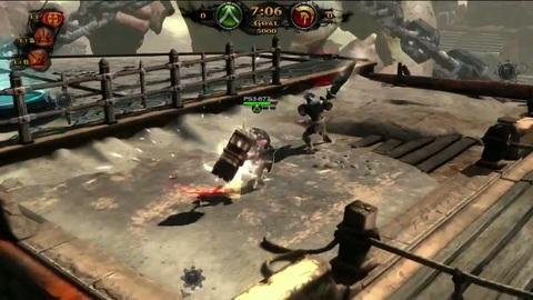 God of War Ascension - Multi Player Trailer - PS3.mp4