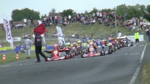 GPO FFSA Karting à Angerville - Final KZ2