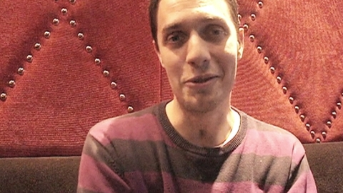 Grand Corps Malade - Interview FROM PARIS