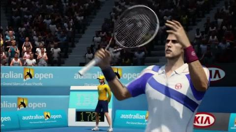 Grand Slam Tennis 2 - Australian Open