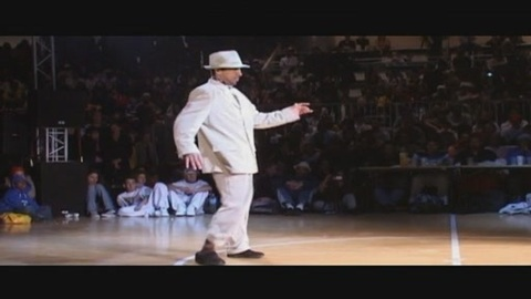 Great POPPING DANCE BATTLE with Salley & El Fonky Juice