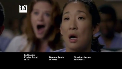 Grey's Anatomy - 8x05 - Love, Loss and Legacy - Bande-Annonce