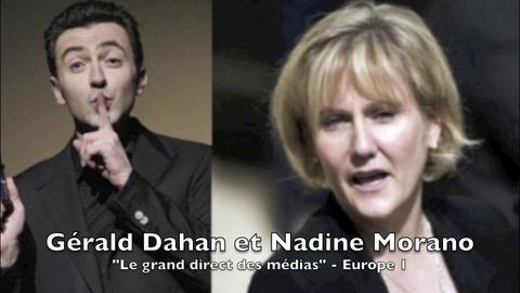 Gros clash entre Nadine Morano et Gérald Dahan en direct sur Europe 1!