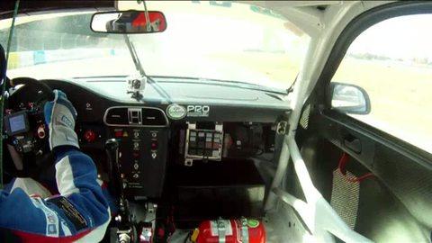 GT Tour : le circuit d'Albi Avec Anthony Beltoise