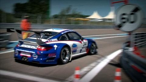 GT Tour - Dijon : un tour avec Anthony Beltoise en Porsche